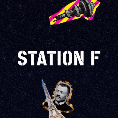 Station F incubator logo